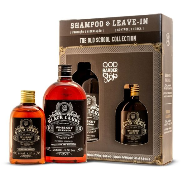 QBS KIT XAMPU LEAVE IN WHISKEY 2