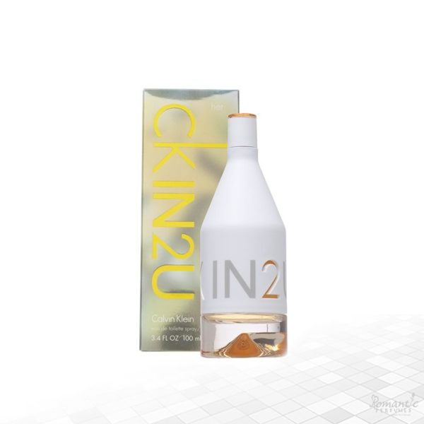 CK IN2U FOR HER EDT 100ML 1