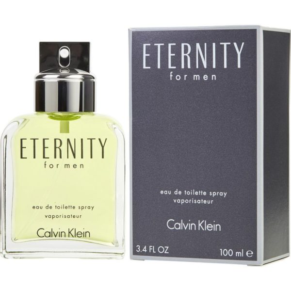 eternity men edt 100ml