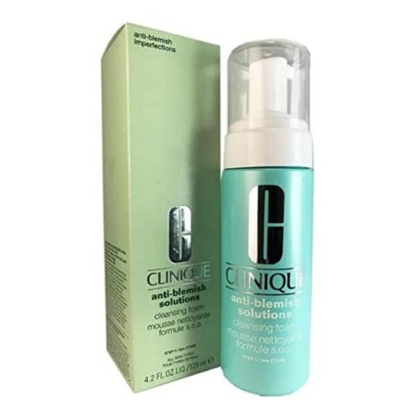 Clinique Acne Solutions Cleansing Foam 125ml