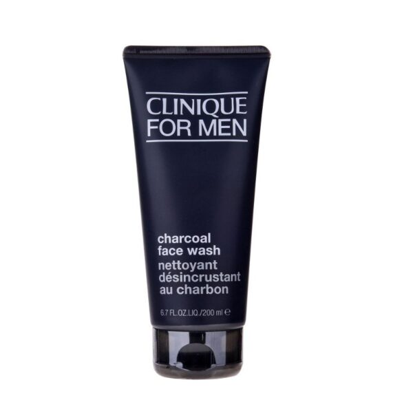Clinique Men Charcoal Face Wash 200 ml 3