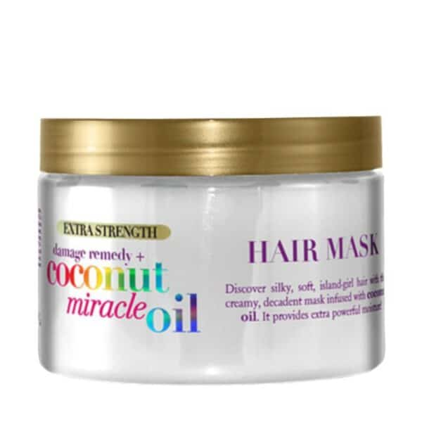 OGX Damage Remedy Coconut Miracle Oil Hair Mask 168g