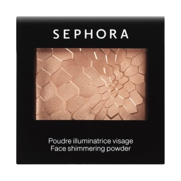 SEPHORA FACE SHIMMERING POWDER DELIVATE GLOW 1