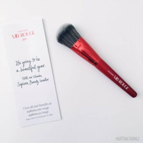 SEPHORA VIB ROUGE BRUSH