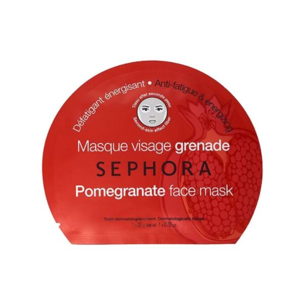 Sephora Pomegranate Invisilk Mask