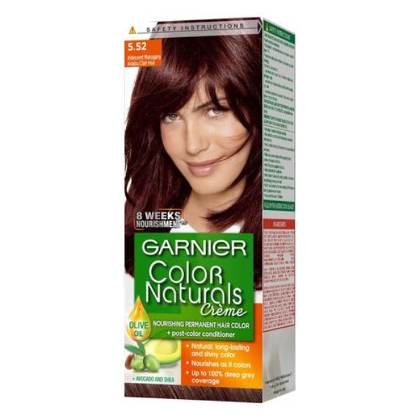COLOR NATURALS 5.52 LIGHT MAHOGANY
