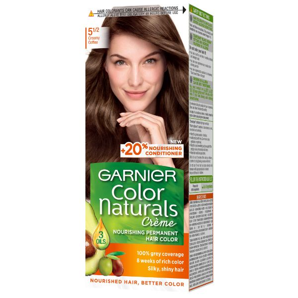 COLOR NATURALS PAK 512 CREAMY COFFEE