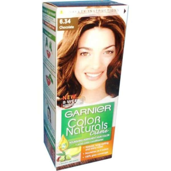 COLOR NATURALS PAK 6.34 CHOCOLATE