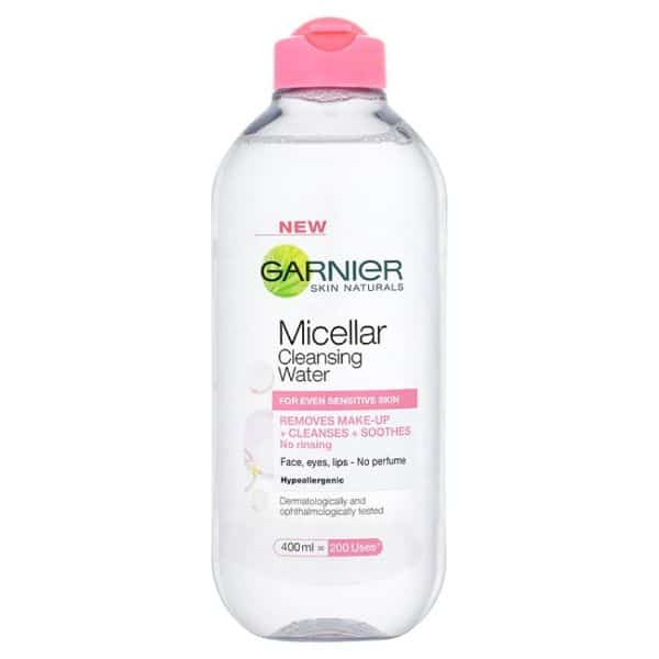GARNIER SN MICELLAR CLEANSNG WATER 400ML