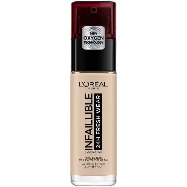 INFALLIBLE MATTE FDT 24H NATUREL ROSE 12