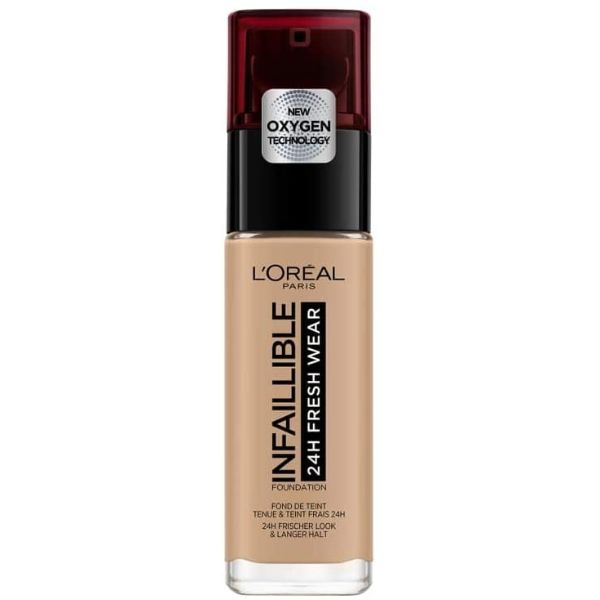 INFALLIBLE PWD FDT 24H WARM SAND 245